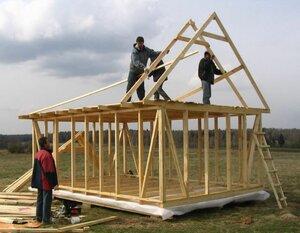 Непростое и хлопотное дело - строительство дома