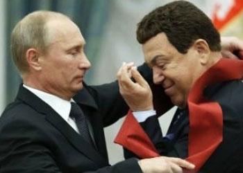 МИД Литвы ввел в «черный список» Кобзона, Газманова и Валерию