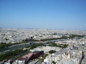 Париж - белый город