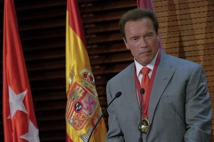 Шварценеггер получил награду за пиар Мадрида