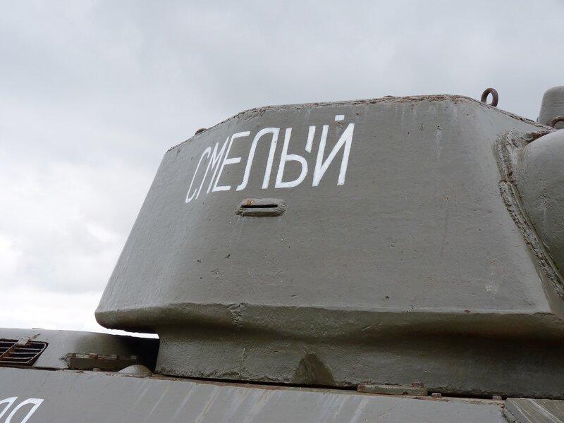 """Военный музей под открытым небом """"Линия Сталина"""" в Островском районе"""