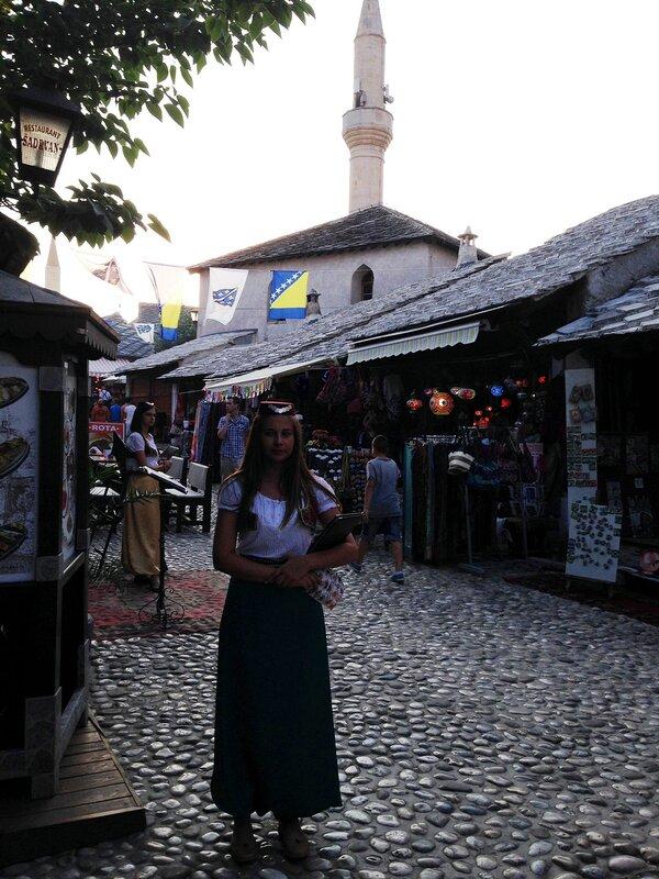 Мостар, старый город