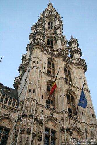 Брюссель фотопривет