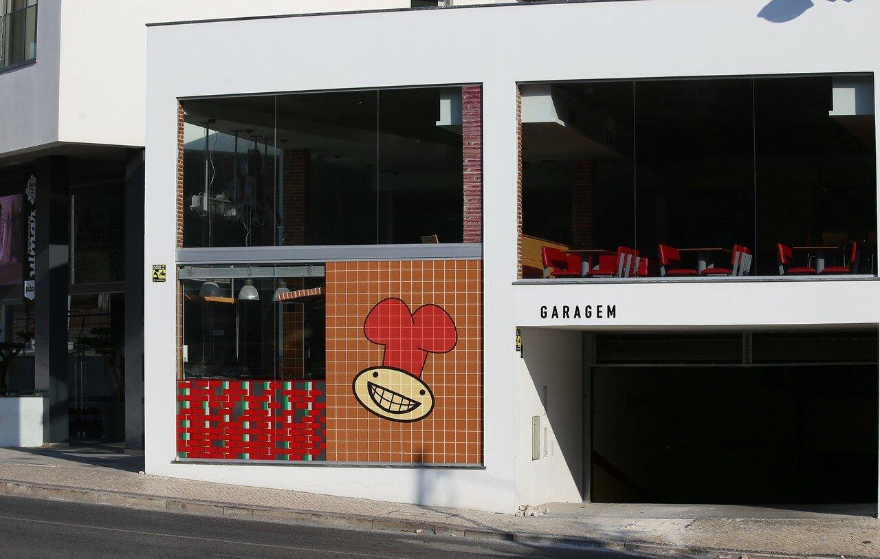 Leiria. Avenida Doutor José Jardim)