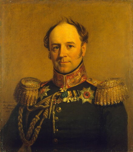 Александр Христофорович фон Бенкендорф