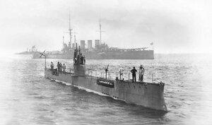 Подводная лодка Акула