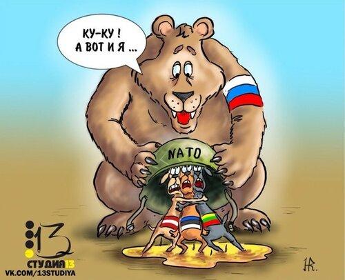 Россия и Запад: США подозревает Китай в наличии планов нападения на США
