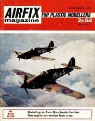 Журнал Airfix Magazine 1969-09