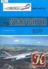 Книга Lockheed F-104 Starfighter (Warpaint Series No.43)