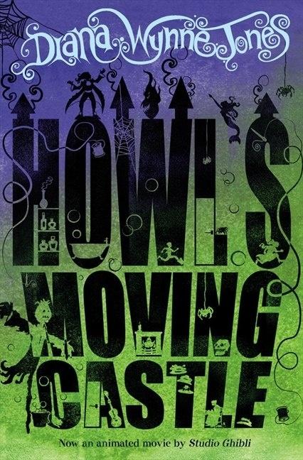 Книга Howl's Moving Castle