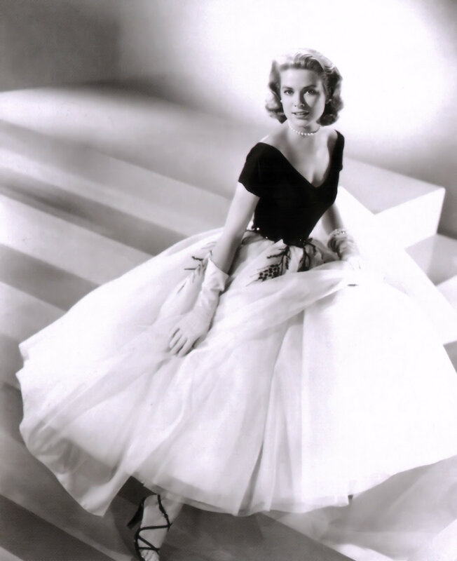 Grace Kelly Promotional Photograph Rear Window