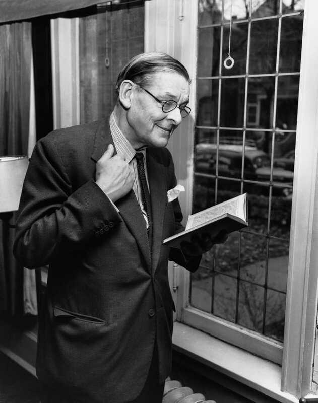thomas stearns eliot Ts eliot, the quiet, gray figure who gave new meaning to english-language poetry, died jan 5, 1965 at his home in london he was 76 years old.