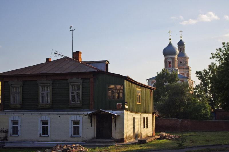 Вечер в Серпухове