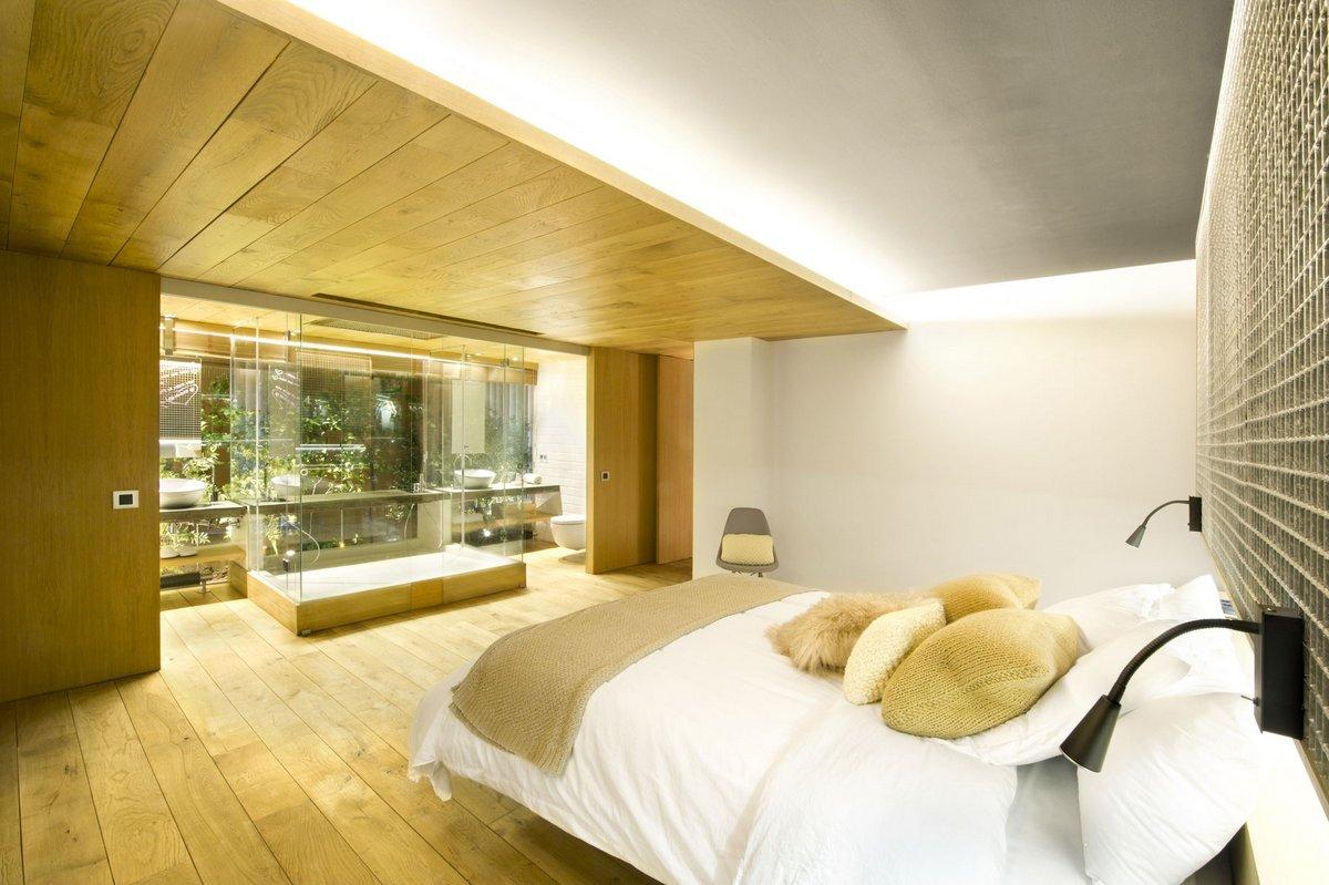 Egue y Seta, Bajo comercial convertido en loft, фотографии лофт, лофт в Испании, роскошный дом в Испании, дизайн лофта, что такое лофт город Террасса