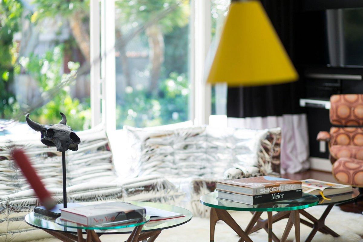 дизайн в стиле Модерн, хипстерский интерьер, квартира хипстера, Maxime Jacquet, особняки в Беверли-Хиллз, частные дома в Калифорнии, дома кинозвезд