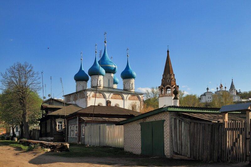 Благовещенский собор, Гороховец
