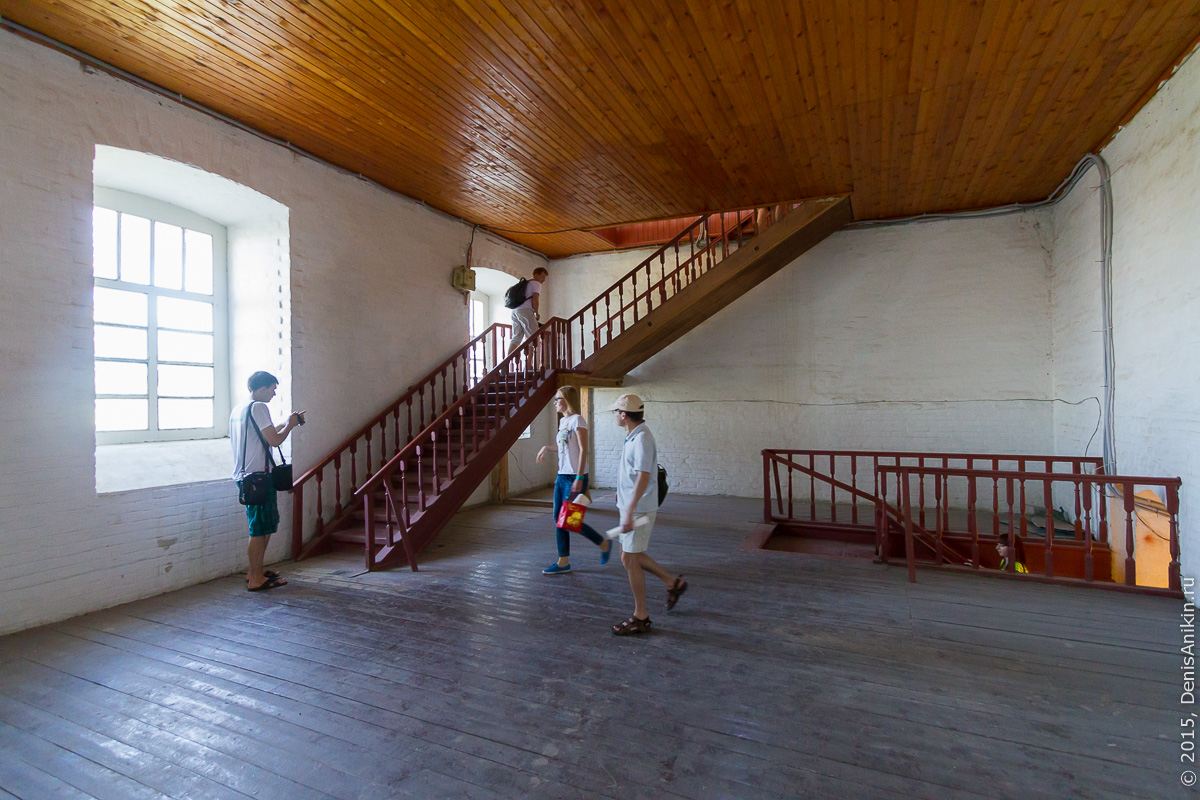 Соборная колокольня астраханского кремля 2
