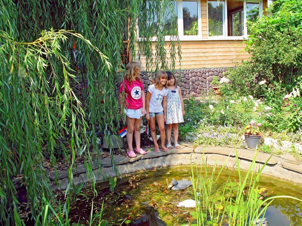 Гости райского садика