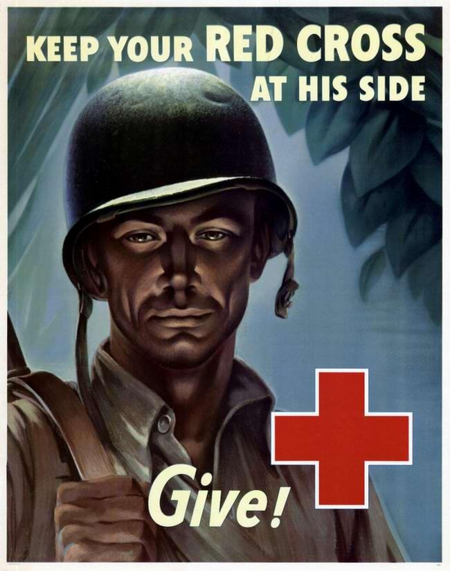 Окажи поддержку Красному Кресту! - 1 - (США)