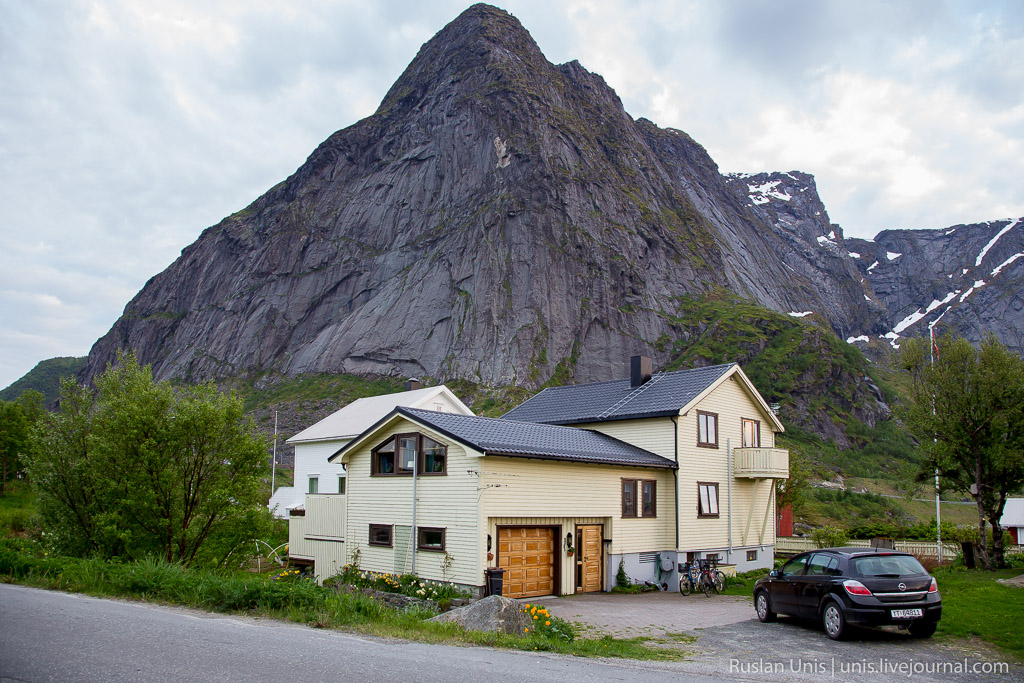 Экспедиция по Норвегии