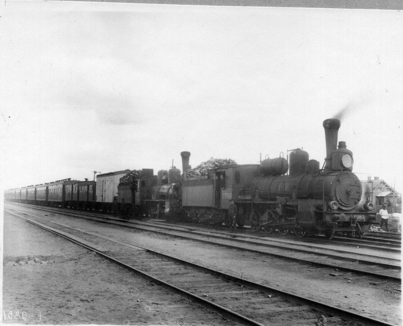 01. Внешний вид поезд