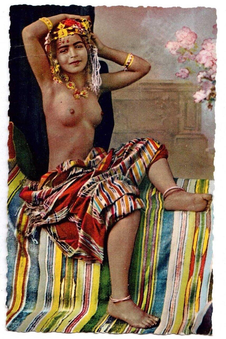 1900-е. Мавританка