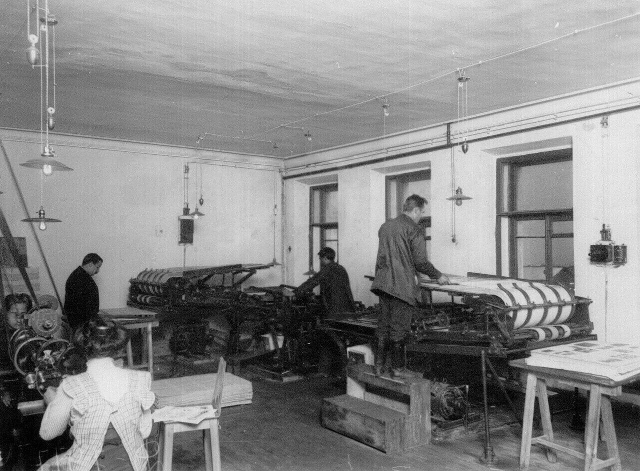 16. Печатные машины