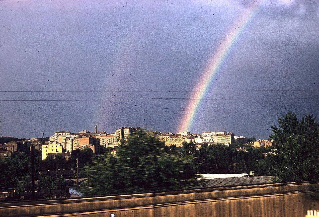 Радуга над Киевом