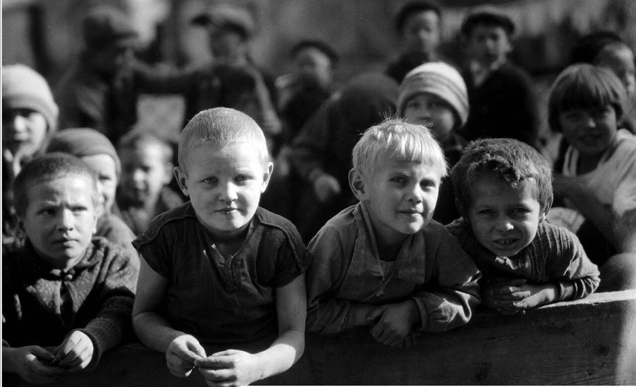 30.Московские дети