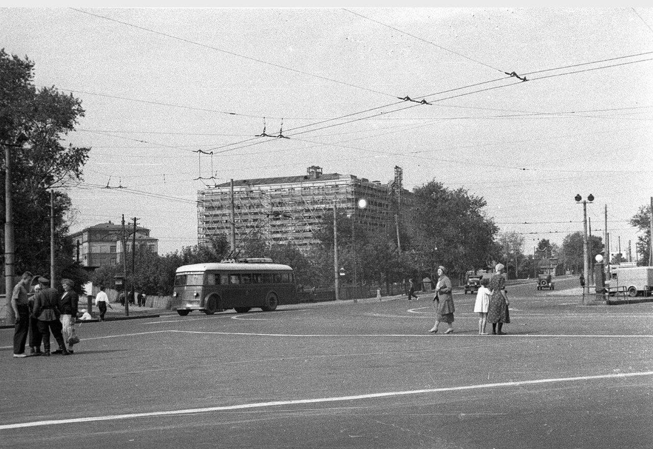 Город сокол довоенные фотографии