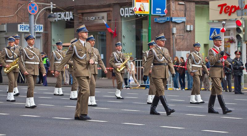 Польский оркестр