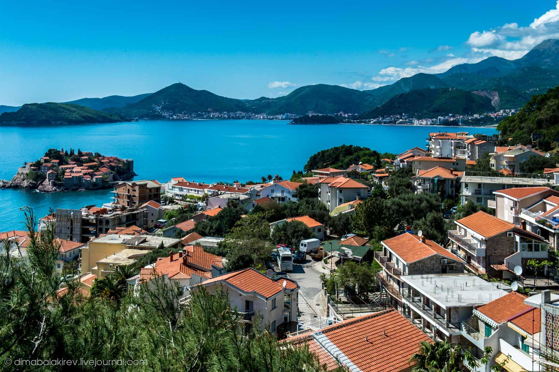 Черногория –обои на рабочий стол