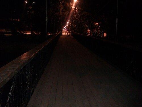 Мост в ЦПКиО