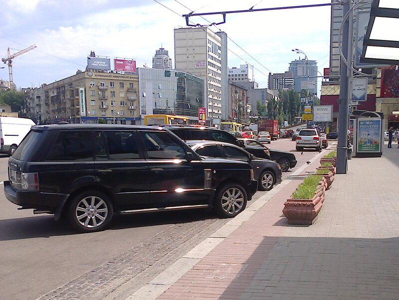 остановка ТЦ Украинка