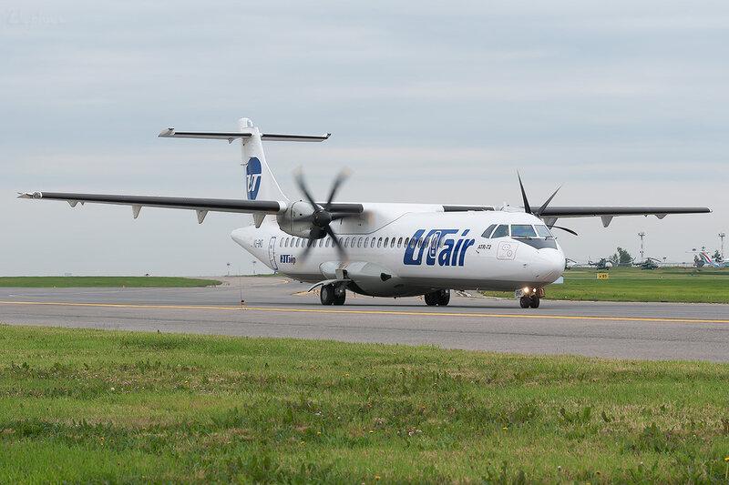 ATR 72-212A (VQ-BMD) ЮТэйр DSC1721