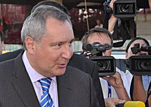 Дмитрий Рогозин встретился в Кишиневе с Андрианом Канду