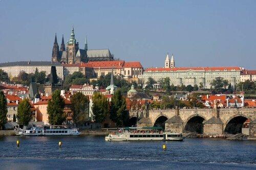 Архитектурная история Праги