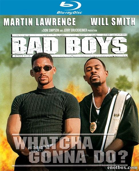 Плохие парни / Bad Boys (1995/BDRip/HDRip)