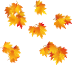 Осенний клипарт.