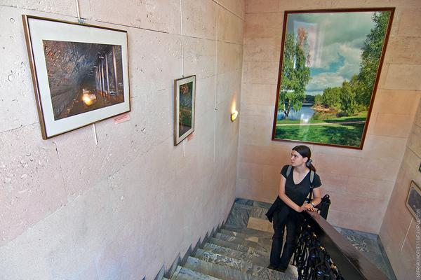 Музей воды Москва