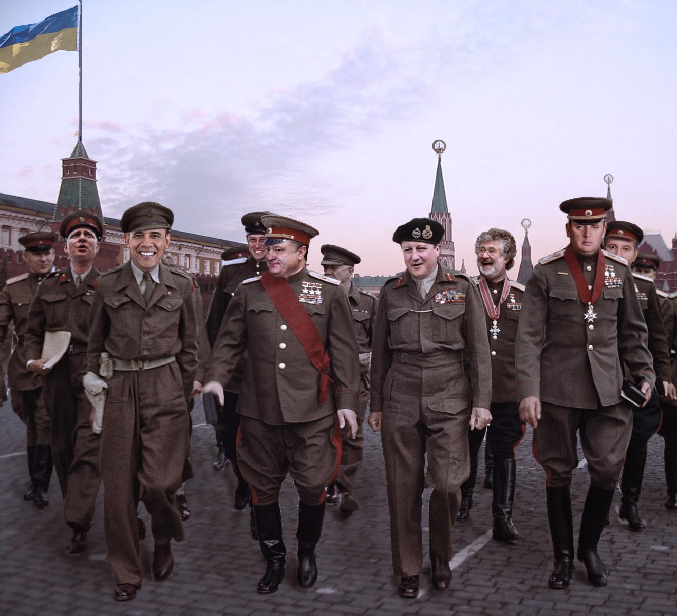 Украинские военные сбили российский беспилотный разведчик - Цензор.НЕТ 4581