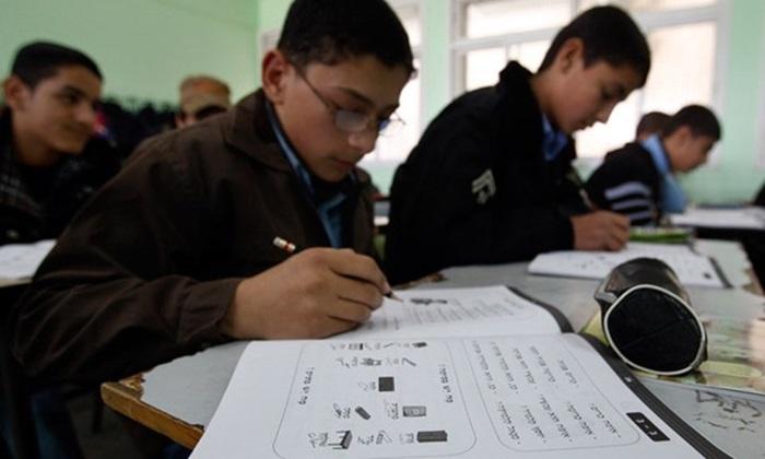 «Язык врага»: в школах сектора Газа учат иврит 0 1308de 1afe28de orig