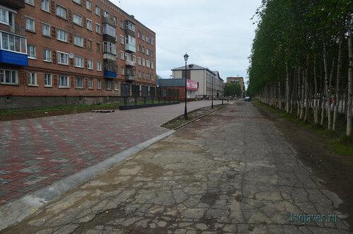 Фотография Инты №7179  Горького 10, 8 и 6 24.08.2014_13:23