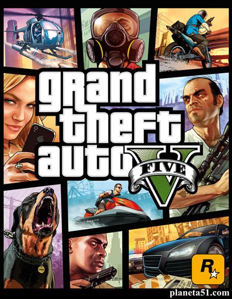 Grand Theft Auto V (Rockstar Games) (RUS/ENG/MULTI11) [L|Steam-Rip] R.G. GameWorks