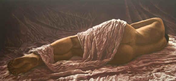 Эротизм женских тел Вилл Киссмер (56 фото) 18+