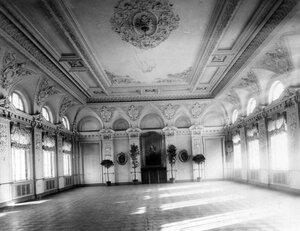 Актовый зал училища.