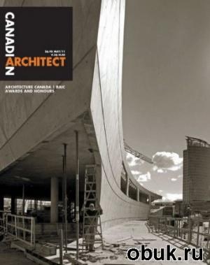 Книга Canadian Architect - May 2011