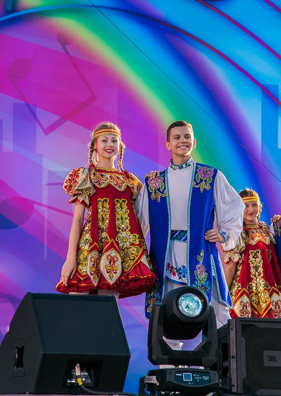 Фестиваль России и Белоруссии 2014