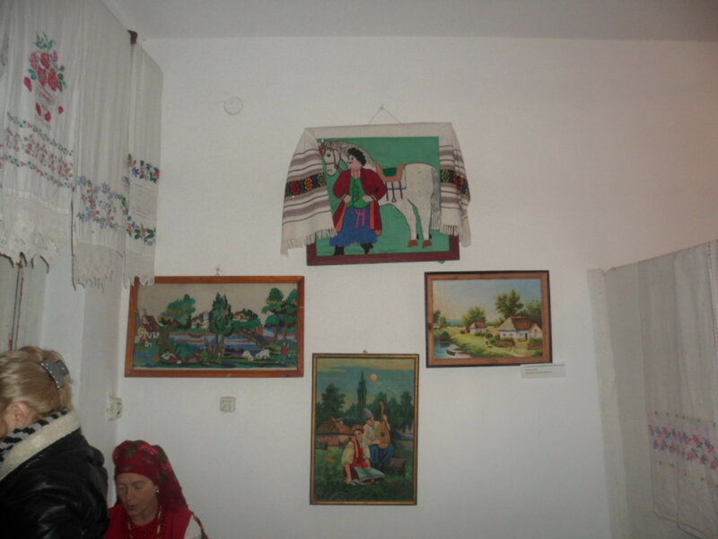 Музей свадьб с.Большие Будища