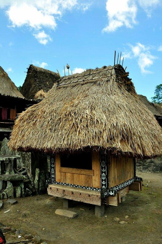 Традиционные деревни нгада